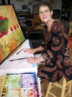 LaVonne Tarbox-Crone, Artist